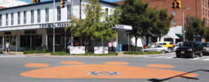Auburn, AL - Corner of Magnolia Avenue and College Street