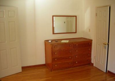 Bedroom of Park Hill Apartments in Auburn, AL
