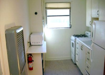 Kitchen of Park Hill Apartments in Auburn, AL